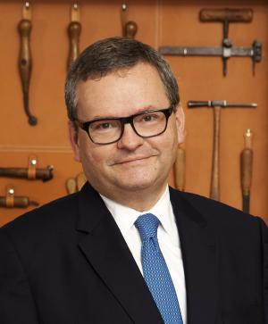 Olivier Fournier President of the Fondation d'entreprise Hermès
