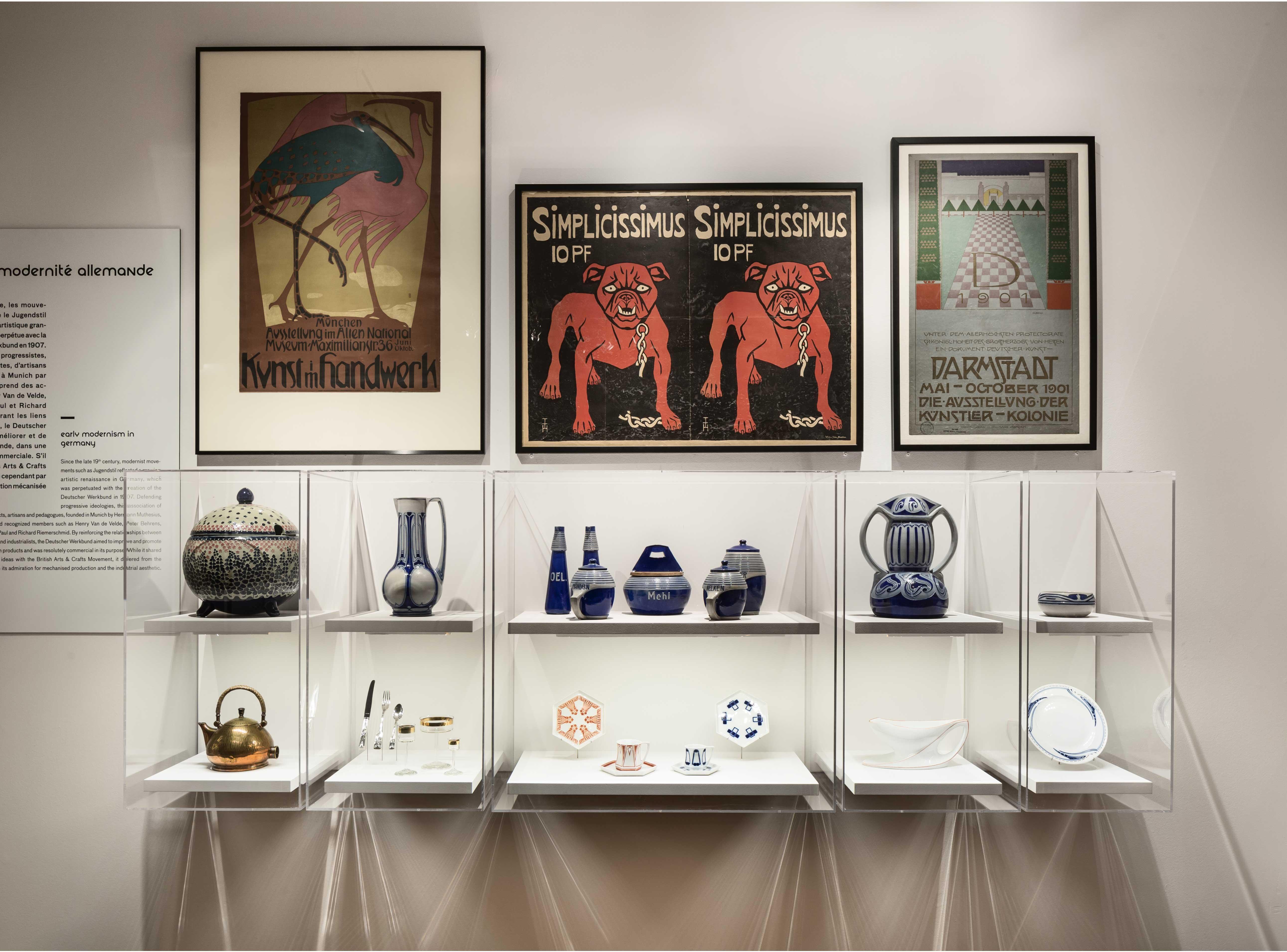 """l'esprit du bauhaus"""", une exposition majeure   fondation d"""