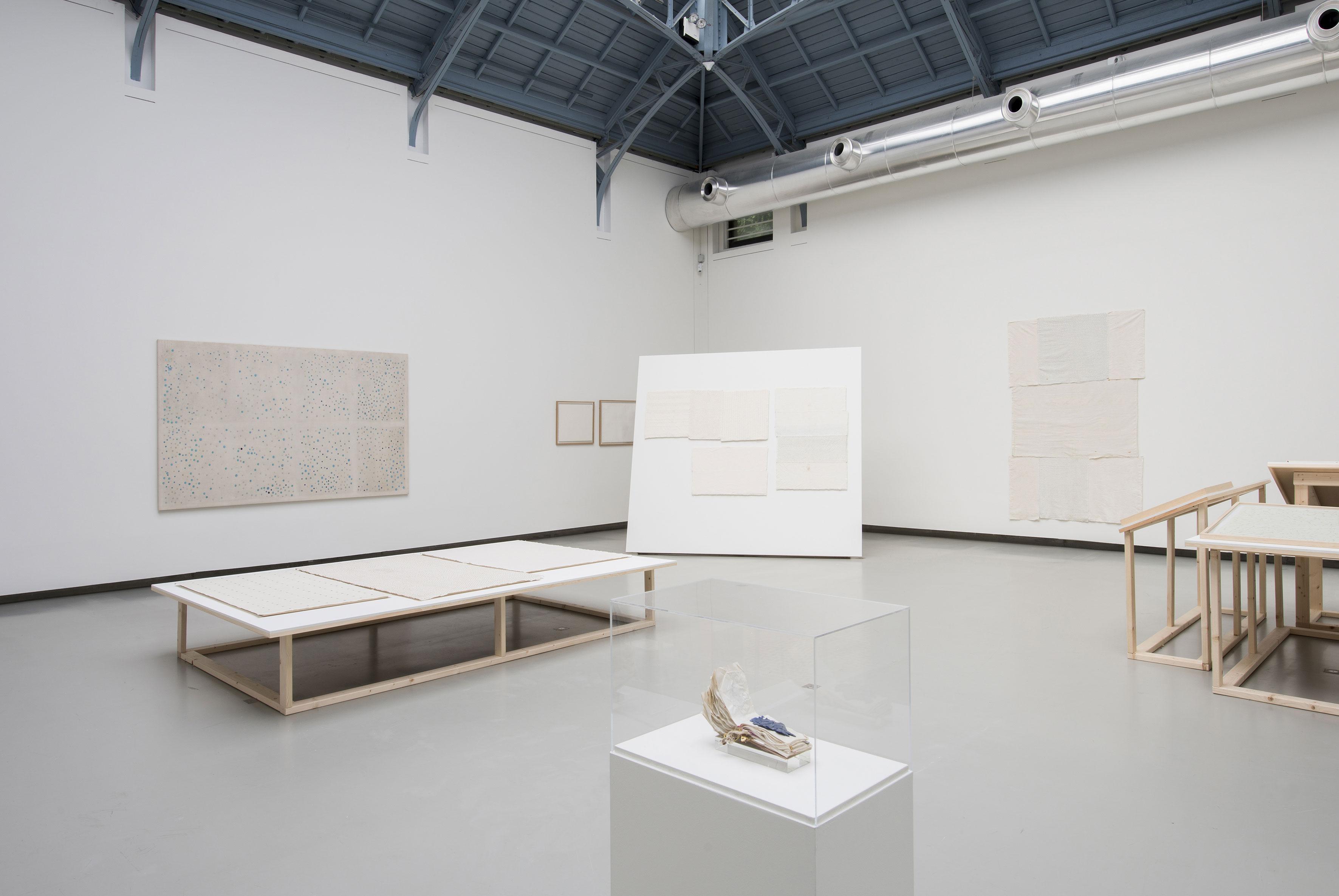 """Exposition Hessie, """"Soft Résistance"""" à La Verrière © Isabelle Arthuis"""