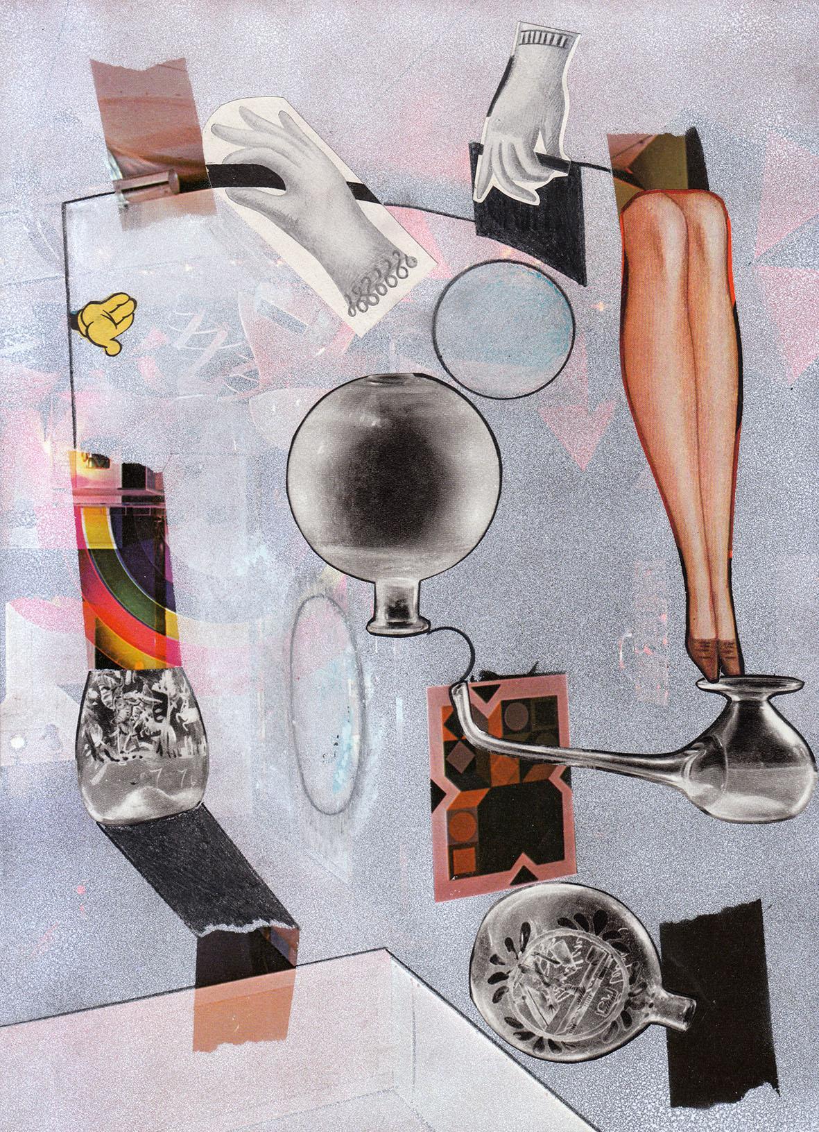 Exposition Overlay d'Hippolyte Hentgen à La Grande Place