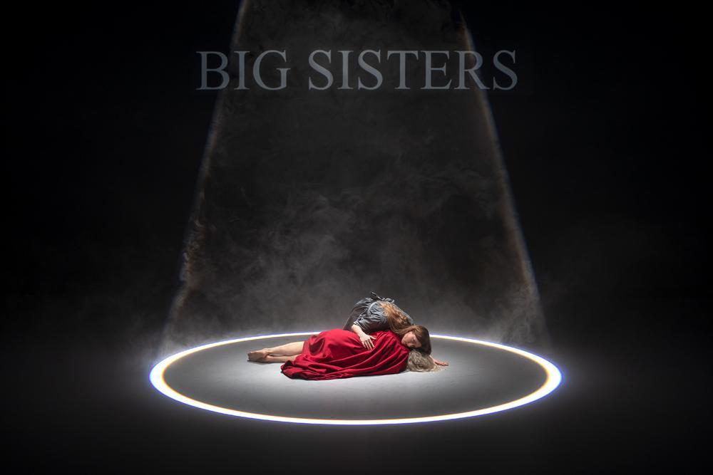 Théo Mercier, Big Sisters © Erwan Fichou