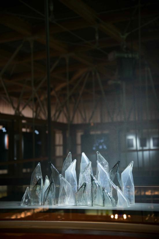 Cristallisations - La naissance d'un ordre caché
