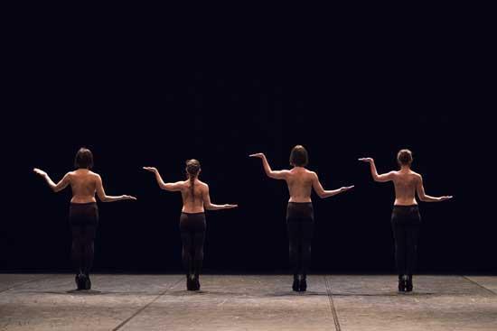 Danse élargie